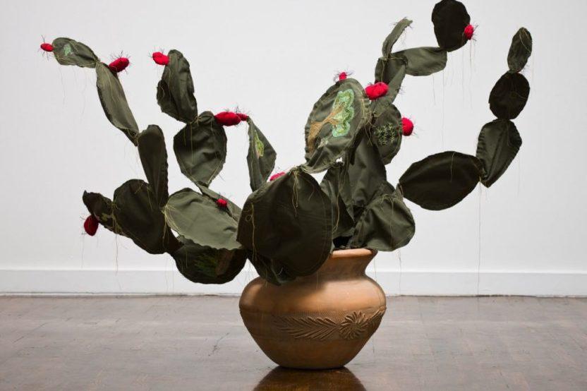 Artist Margarita Cabrera's Soft Approach