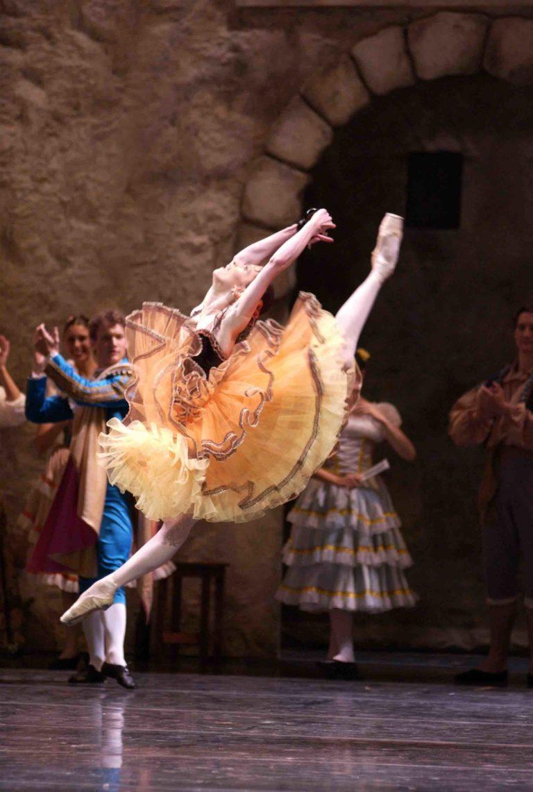 Maria Mosina in Don Quixote - by Terry Shapiro