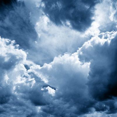 """""""Clouds 7"""" - Mark Sink"""