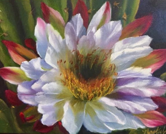 In a League of Their Own – The Scottsdale Artists League