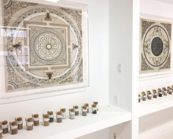 Meditative Mandalas by Rafael Anteby – Blooming with Natural Vibrance