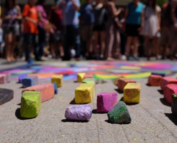 Denver Chalk Art Festival Celebrates 15 years – Artistically Inspiring