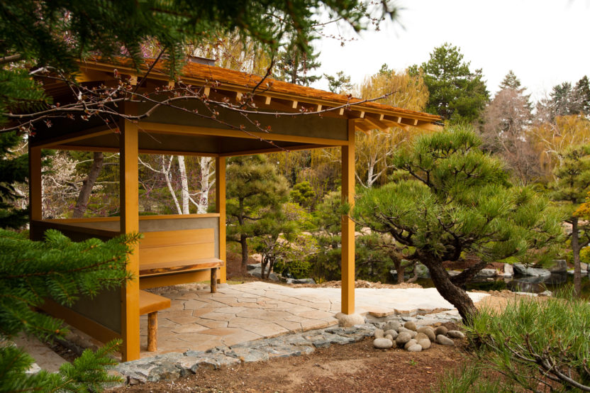Harvesting Tranquility In North American Japanese Gardens