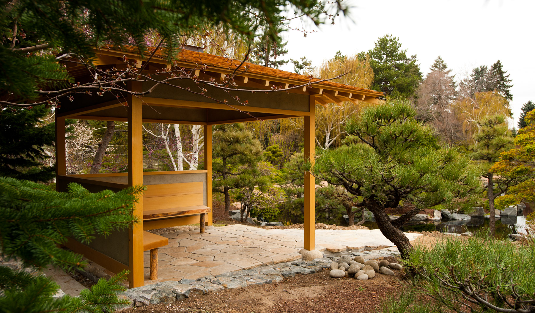 Harvesting Tranquility In North American Japanese Gardens - ArtBeat