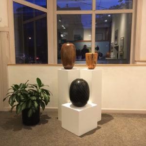Terra Incognita exhibition at McGowan Fine Art, Concord, NH