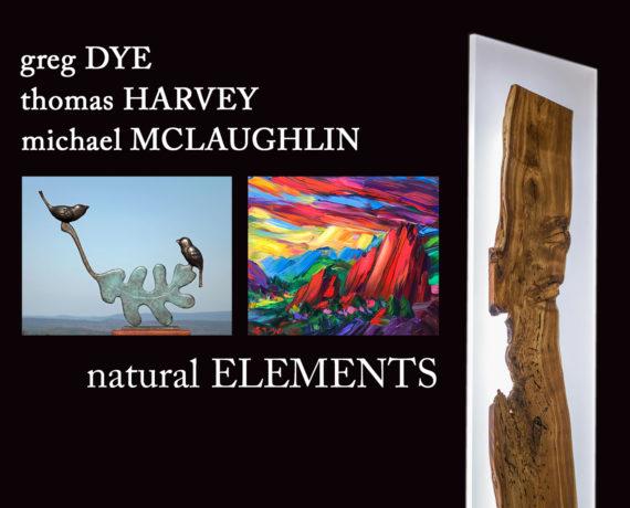"""Mirada Fine Art Presents """"natural ELEMENTS"""""""