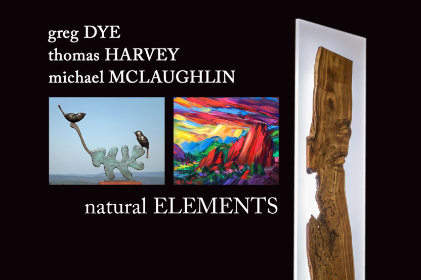"Mirada Fine Art Presents ""natural ELEMENTS"""