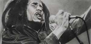 """Bob Marley"" - Don Medina"