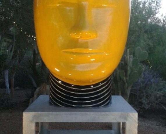 Large-Scale Ceramic Sculptures on View at the Desert Botanical Garden