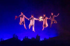 Fly Off to Never Neverland with Peter Pan at the Colorado Ballet