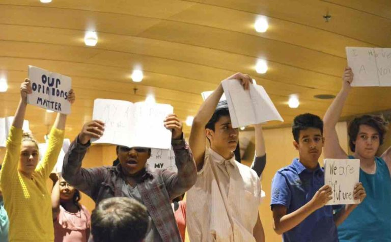 Rising Youth Theatre Collaborative Creativity Power Sharing Artbeat