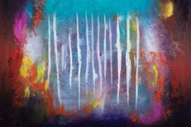 Journey into the Abstract – Samantha Paris Estes