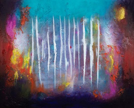Journey into the Abstract – Samantha Paris Estes