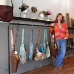 Samantha Cooley: Heritage, Heirlooms, and Handbags